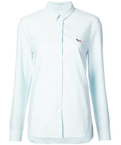 Maison Kitsuné | Logo Slim Fit Shirt