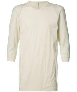 Devoa | Three-Quarter Sleeve T-Shirt Men 4