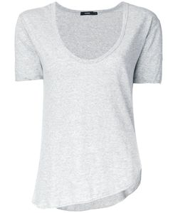 Bassike | Scoop Neck T-Shirt 8 Cotton