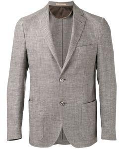 Corneliani | Patch Pockets Blazer Size 56