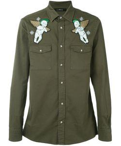 John Richmond | Matuisa Embroidered Shirt