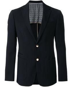 Z Zegna | Woven Jacquard Blazer Size 50