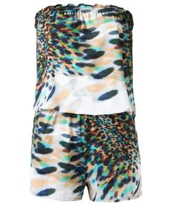 Amir Slama | Printed Playsuit Gg