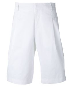 Les Hommes | Pleated Front Shorts