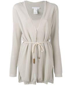 Fabiana Filippi | Open Hooded Cardigan Size 44