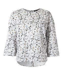 Andrea Marques | All-Over Print Blouse Size 40