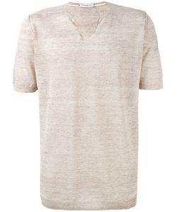 Paolo Pecora | Buttoned Neck T-Shirt Men