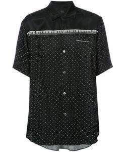 Undercover   Polka Dot Print Shirt