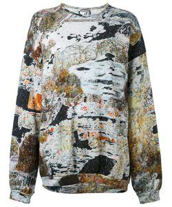 Anntian | Printed Sweatshirt