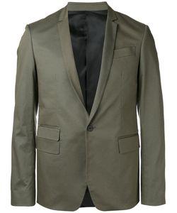 Les Hommes | Stitched Detail Blazer Size 48