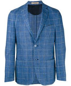 Corneliani   Woven Check Jacket