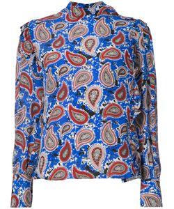 Dodo Bar Or | Paisley Print Blouse