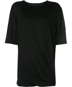 Forme D'expression | Draped T-Shirt Xs