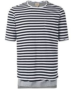 Wooster + Lardini | Striped T-Shirt