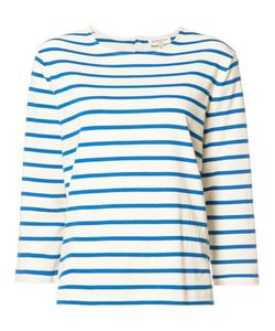 YMC | Breton Stripe T-Shirt Large Cotton