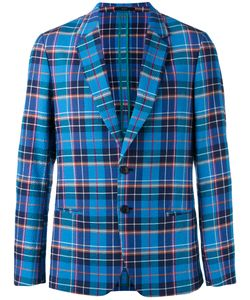 Paul Smith | Plaid Blazer 54