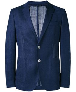 Boss Hugo Boss | Fine Knit Blazer Silk/Polyamide/Cupro/Virgin