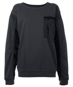Haider Ackermann   Plain Sweatshirt Size Xxs
