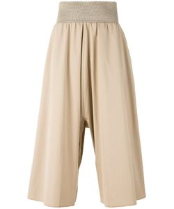 Bless | Wide Leg Cropped Trousers