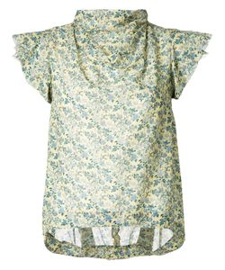 08Sircus | Print Top 36 Cotton/Cupro