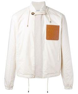 Loewe | Strings Detail Bomber Jacket Size 48