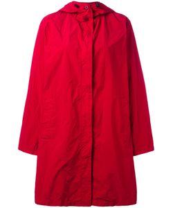 Issey Miyake Cauliflower   Hooded Oversized Jacket