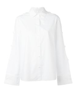 Lala Berlin | Karlie Blouse Small Cotton