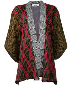 Circus Hotel | Patterned Cardigan 40