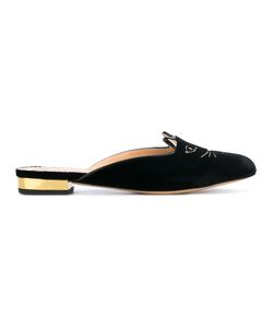 Charlotte Olympia   Kitty Slippers 40