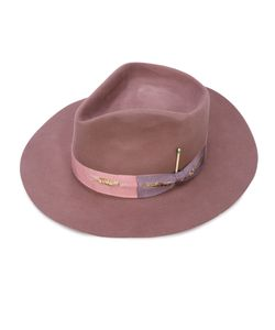 Nick Fouquet | Side Bow Fedora Hat