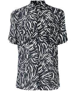 Versus   Printed Shortsleeved Shirt Size 50