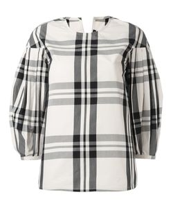 Sofie D'hoore   Checked Top 36 Cotton