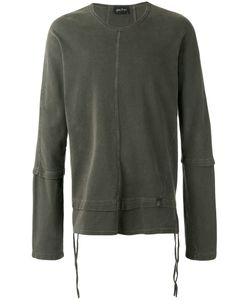 Andrea Ya'aqov | Oversized Sweatshirt Size Large