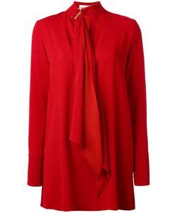 Sonia Rykiel | Tie-Neck Tunic Dress 40
