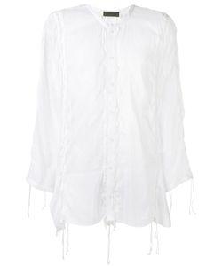Di Liborio | Camicia Stringhe Buttoned Shirt 50
