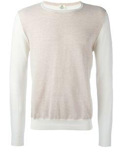 Borrelli | Round Neck Jumper 50 Cotton