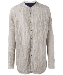 Ziggy Chen | Crumpled Detail Shirt Size