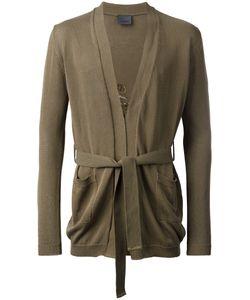 Laneus | Belted Cardigan Size 46