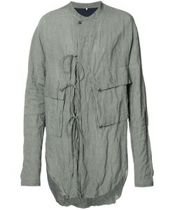 Ziggy Chen | Cargo Pocket Shirt Size 50