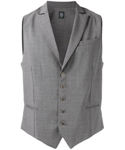 Eleventy | Buttoned Waistcoat Xl