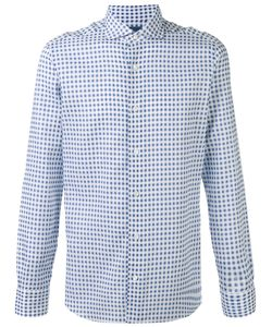 Barba | Checked Shirt Size 41