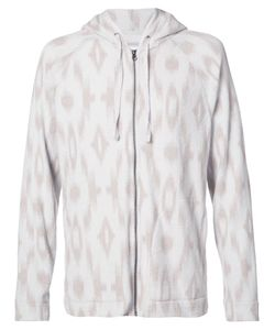 Outerknown | Patterned Zip Hoodie Men M