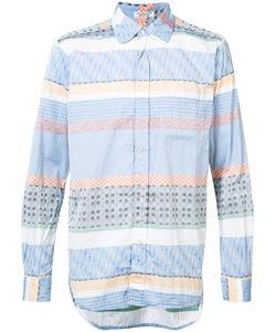 Engineered Garments | Striped Shirt S
