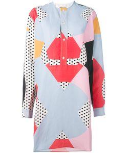 Henrik Vibskov   Printed Dress Size Small