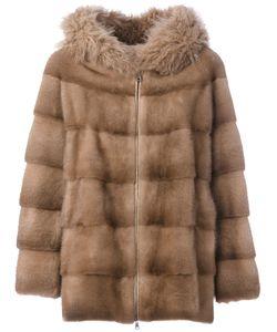 Manzoni 24 | Hooded Coat Women