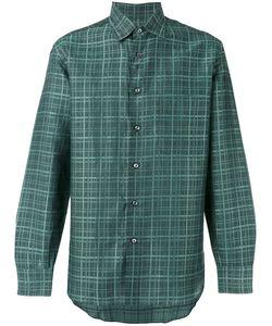 Brioni   Checked Shirt Size Xl