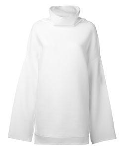 DKNY | Extra Long Sleeve High-Neck Pullover