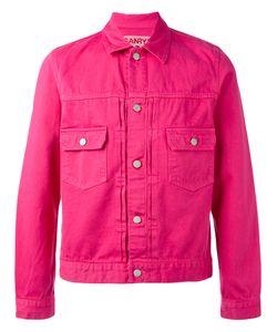 Ganryu Comme Des Garcons | Flap Pockets Denim Jacket