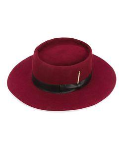 Nick Fouquet | The Vespar Hat Silk/Leather/Beaver Fur/Wool