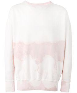 Faith Connexion   Tie Dye Sweatshirt Size Small